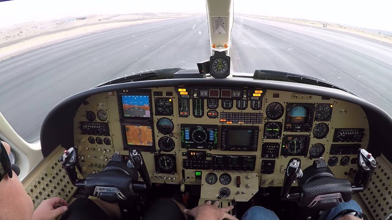 Download Cessna Citation 1SP Landing