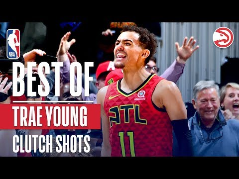 Trae Young's Best Clutch Shots This Season! thumbnail