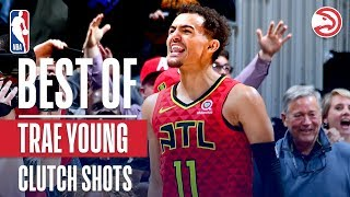 Trae Young's Best Clutch Shots This Season!