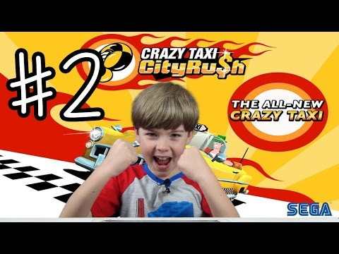 CRAZY Taxi #2   Mobile Games   KID Gaming