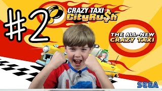 CRAZY Taxi #2 | Mobile Games | KID Gaming