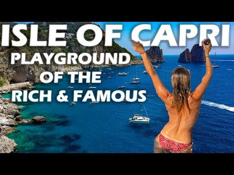 Playground Of The Rich And Famous - Isle Of Capri S3-E17