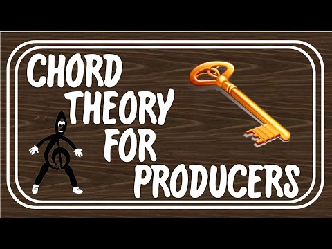 6415 Chord Progression in C Major  Piano Lesson Chord Theory For Producers