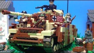 1942 Lego World War 2 - Second Battle of Kharkov || Lego Stop Motion Animation