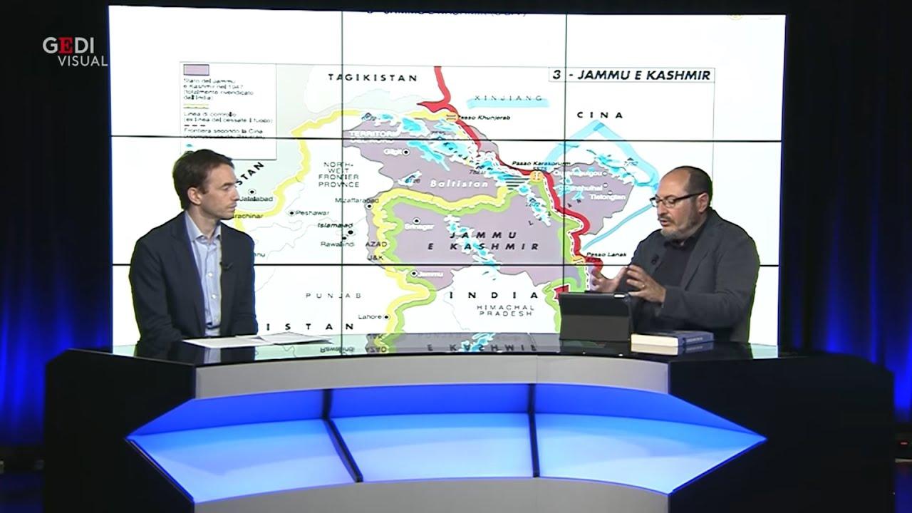 🐲 Mappa Mundi: I fronti della Cina; India, Russia, la crisi di Hong Kong e il Covid