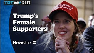 Why women vote for Trump: The US President and sexism