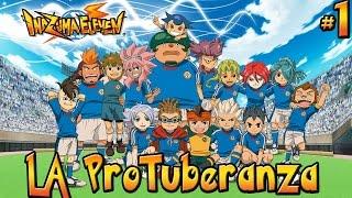 #1 INAZUMA ELEVEN - Arriva la ProTuberanza | Gameplay Ita