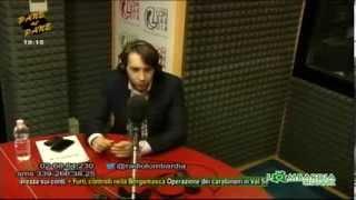 Pierfrancesco Maran a Pane al Pane 17/01/2014