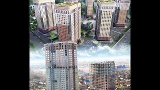 Двухкомнатная квартира 45 кв. м. в Жилом Комплексе