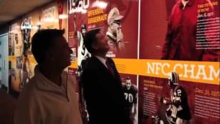 Bruce and George Allen Reminisce About Redskins History (Part 3)