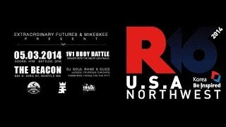 Complex vs Juse Boogie | R16 USA NorthWest | Top 8 | Strife.TV