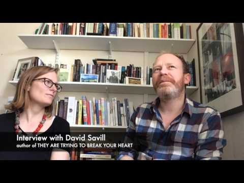 Interview with David Savill