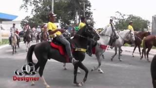 XVII Cavalgada da Amizade de Vitória da Conquista- BA ( percurso )