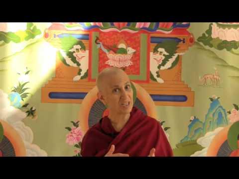 Rejoicing in the Tara retreat