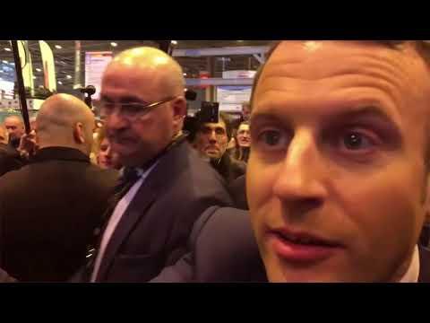 Comment Emmanuel Macron se prépare pour réussir son Salon de l