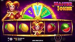 Master Joker (slot) MAXIMUM WIN!!!