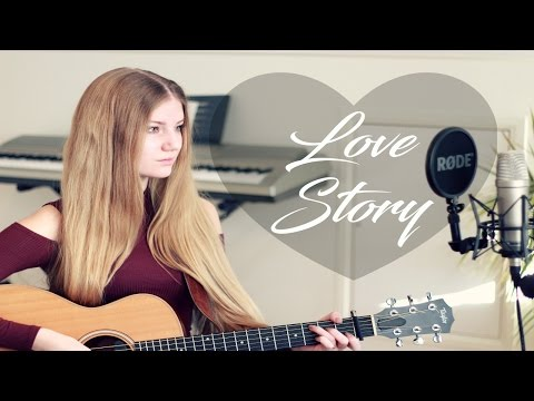 Taylor Swift  Love Story   Cillan Andersson TAYLOR WEEK!