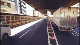高速道路で パトカーから 凄いこと叫ばれた