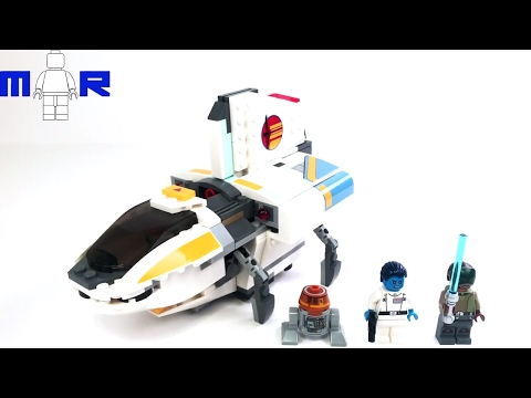 LEGO Star Wars The Phantom Review! 75170 - 2017