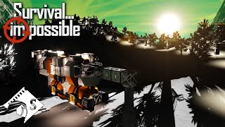Survival Impossible - Canary on decoy duty #56 - Space Engineers Hardcore Survival