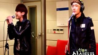 20120321 신동의 심심타파 / B1A4-Baby I