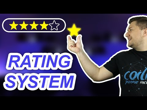 How To Create Rating System Using PHP & MySQL & JQuery