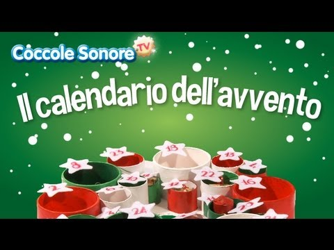 Decorazioni Natalizie Youtube.Calendario Dell Avvento Decorazioni E Addobbi Natalizi Youtube