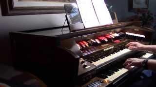 Baldwin & Tyros4 played together by Bob Jennings