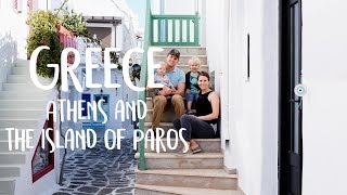 Traveling to Greece with Kids: Our Athens and Paros Adventure!