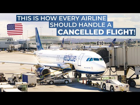 The JETBLUE experience   RETURNED TO THE GATE, CANCELLED FLIGHT, MISSED CONNECTION