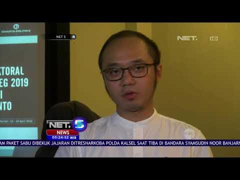 Elektabilitas Petahana Jokowi Masih Mengungguli Nama Lainnya - NET5