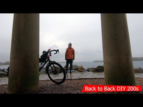 Diary of a Randonnuer - Episode 4 - Back to Back DIY 200s