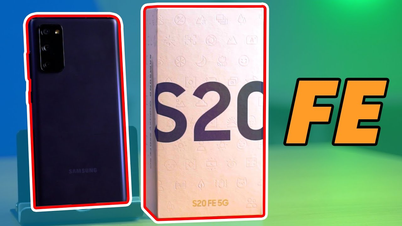Samsung Galaxy S20 FE 5G (Snapdragon) review, coming from a Galaxy S20 Plus (Exynos) user