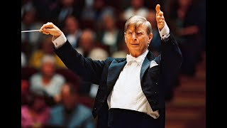 Messe en si mineur de Jean Sebastien Bach dirigé par Herbert Blomstedt Gewandhausorchester Leipzig