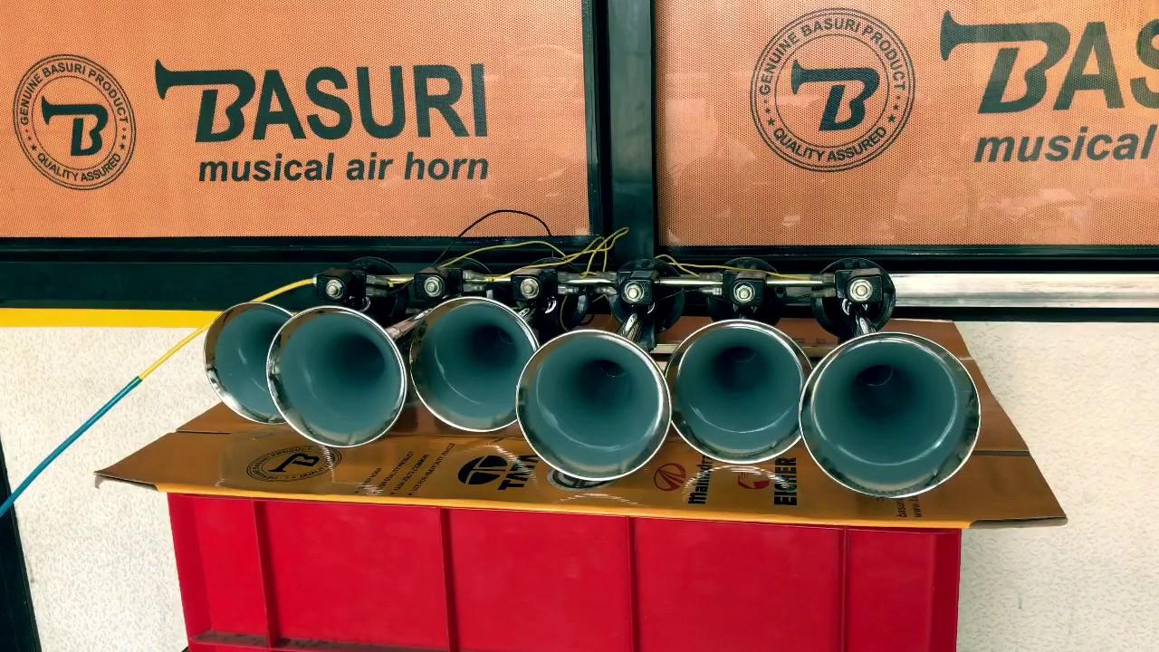 hight resolution of air pressure horn basuri 91 9033940324