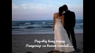 kung alam mo lang  ang pinangarap  (lyrics)