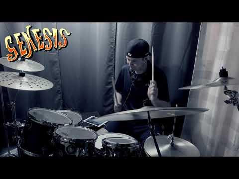 Genesis - Congo | Drum Cover | 4k