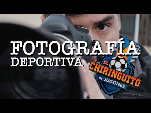 ¿Uno de los PEORES objetivos que he probado? - Fotografía deportiva con El Chiringuito de Jugones