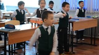 Урок англииского языка в 2 классе учитель  Уразбагамбетова А.Т