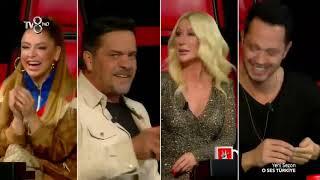 Yeni Sezon | O Ses Türkiye | Full HD Part 1 06.10.2018