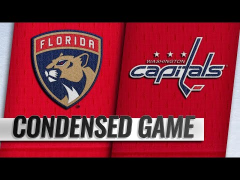 10/19/18 Condensed Game: Panthers @ Capitals