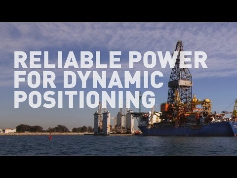 Reliable Power for Dynamic Positioning