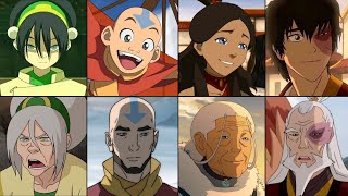 Avatar: Every Last Airbender Character That Returned In The Legend of Korra