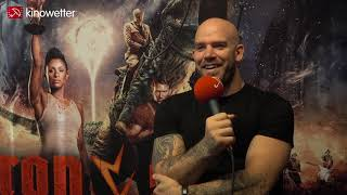 Interview Kit Dale | IRON SKY: THE COMING RACE