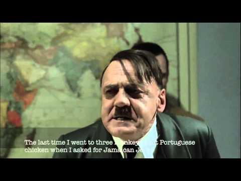 Hitler goes to UCLAN
