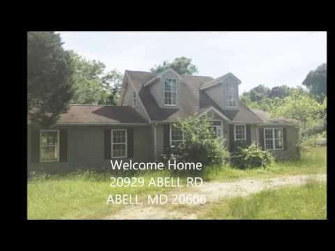 20929 ABELL RD. ABELL, MD 20606