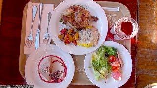 [2,300 yen] Special menu for Christmas (Cafe Portfino, Tokyo Disneysea)