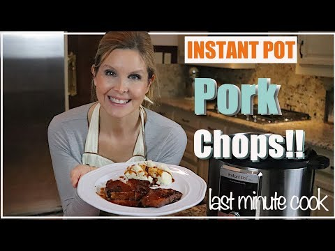 Pork Chops Instant Pot Recipe | Best Pork Chop And Fast!