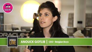 Belgian Boys CEO Speaks on NOSH Live Experience