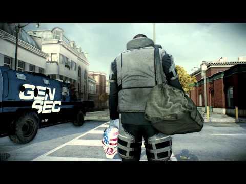 PAYDAY 2: Teaser Trailer